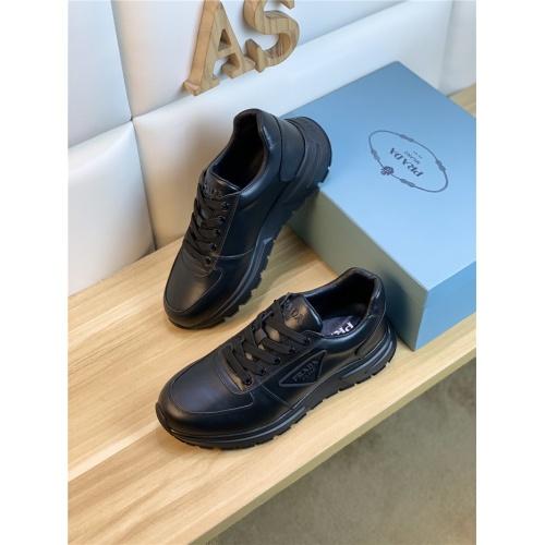 Prada Casual Shoes For Men #834979