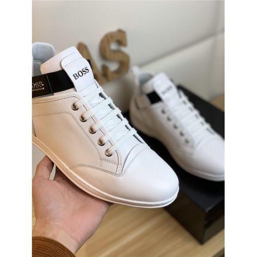 Replica Boss Casual Shoes For Men #834994 $96.00 USD for Wholesale