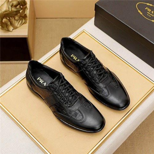 Prada Casual Shoes For Men #835027