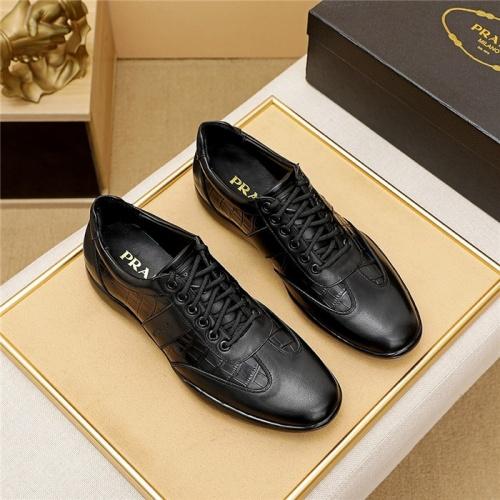 Prada Casual Shoes For Men #835027