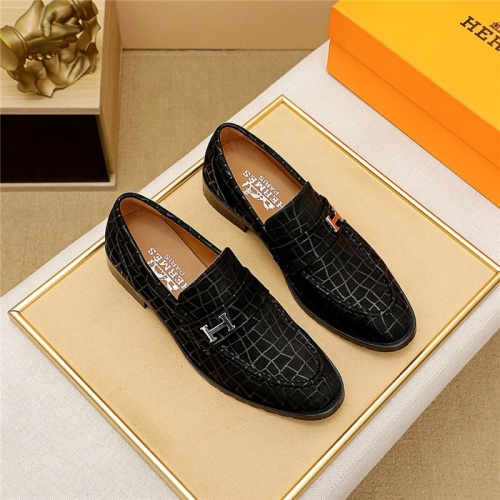 Hermes Leather Shoes For Men #835030