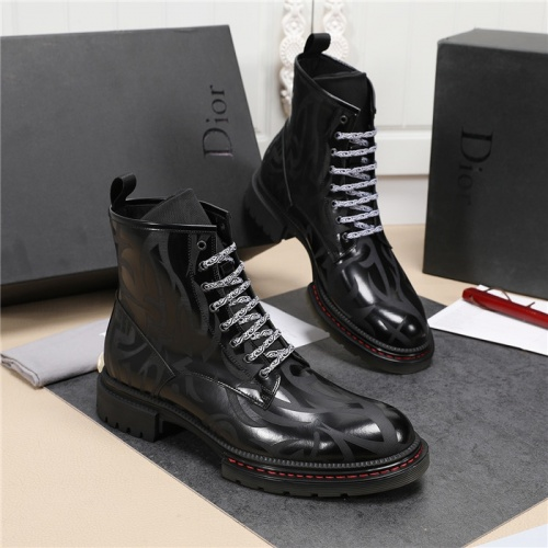 Christian Dior Boots For Men #835036