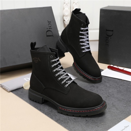 Christian Dior Boots For Men #835037