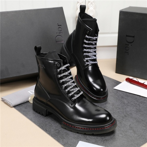 Christian Dior Boots For Men #835038