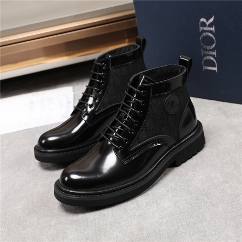 Christian Dior Boots For Men #835040