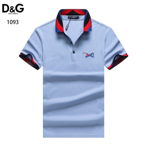 Dolce & Gabbana D&G T-Shirts Short Sleeved For Men #835099