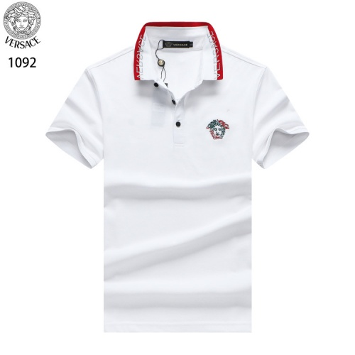 Versace T-Shirts Short Sleeved For Men #835117