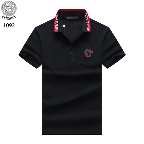 Versace T-Shirts Short Sleeved For Men #835119