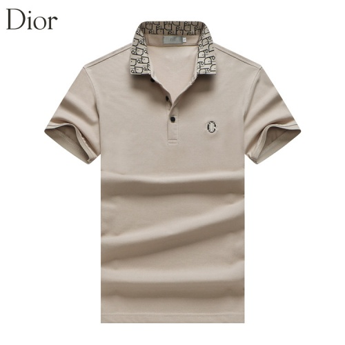 Christian Dior T-Shirts Short Sleeved For Men #835126