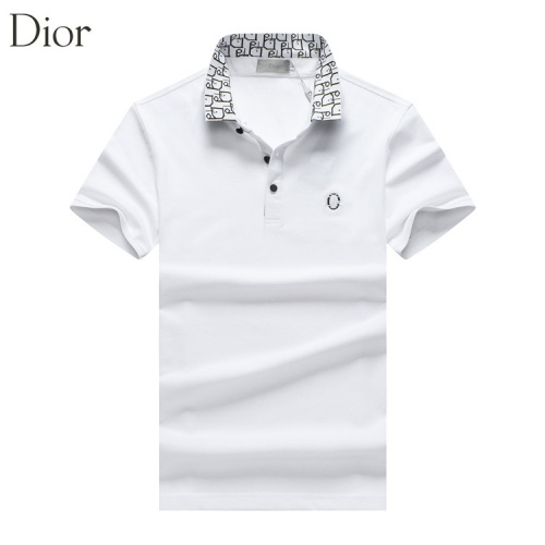 Christian Dior T-Shirts Short Sleeved For Men #835127