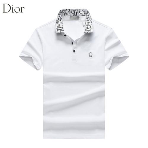 Christian Dior T-Shirts Short Sleeved For Men #835127
