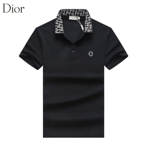 Christian Dior T-Shirts Short Sleeved For Men #835128