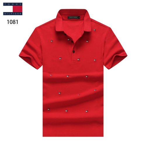 Tommy Hilfiger TH T-Shirts Short Sleeved For Men #835138 $33.00, Wholesale Replica Tommy Hilfiger TH T-Shirts