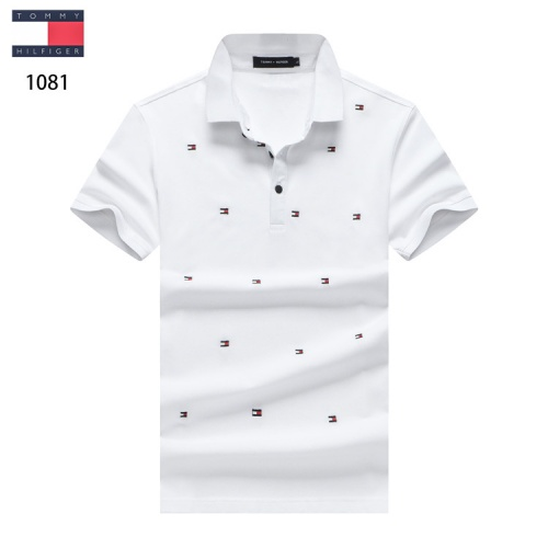 Tommy Hilfiger TH T-Shirts Short Sleeved For Men #835139 $33.00, Wholesale Replica Tommy Hilfiger TH T-Shirts