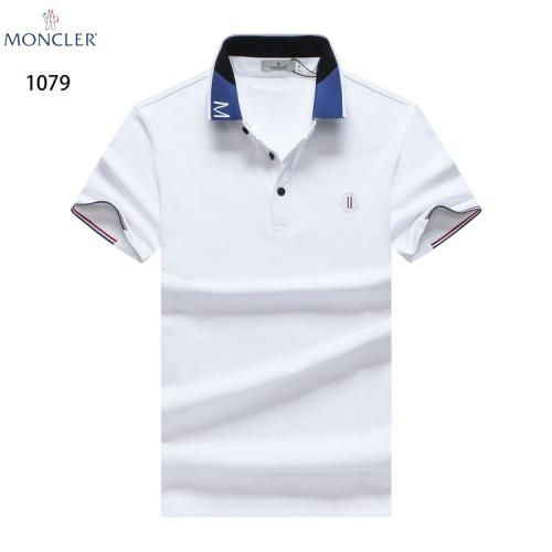 Moncler T-Shirts Short Sleeved For Men #835146