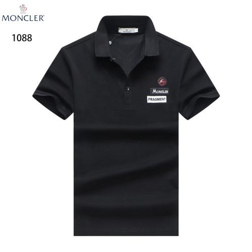 Moncler T-Shirts Short Sleeved For Men #835148