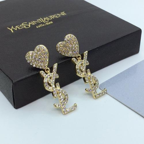 Yves Saint Laurent YSL Earring #835169 $29.00, Wholesale Replica Yves Saint Laurent YSL Earring