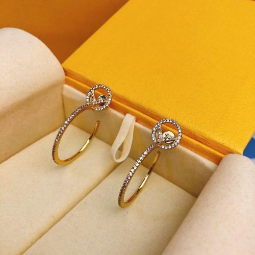 Fendi Earrings #835187