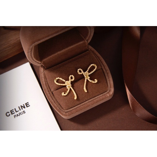 Celine Earrings #835217 $32.00 USD, Wholesale Replica Celine Earrings