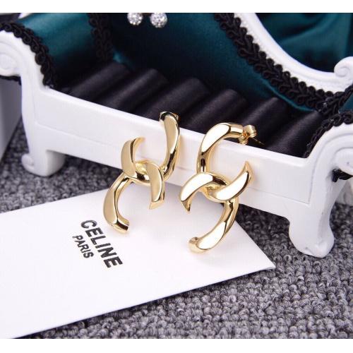Celine Earrings #835220 $34.00 USD, Wholesale Replica Celine Earrings