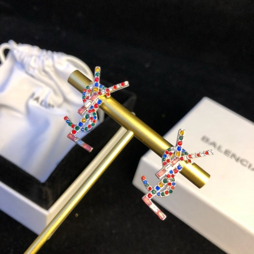 Yves Saint Laurent YSL Earring #835245 $36.00, Wholesale Replica Yves Saint Laurent YSL Earring