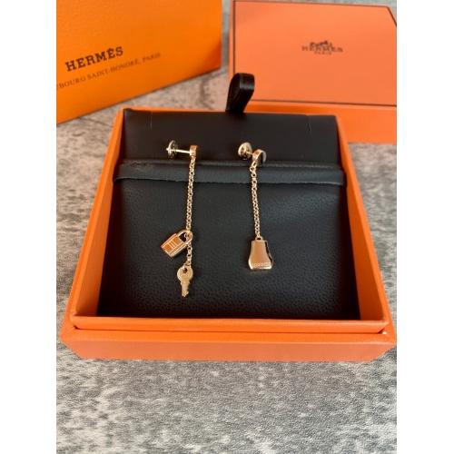 Hermes Earrings #835259