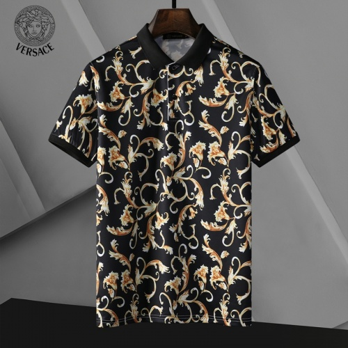Versace T-Shirts Short Sleeved For Men #835287