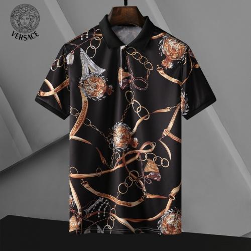 Versace T-Shirts Short Sleeved For Men #835288