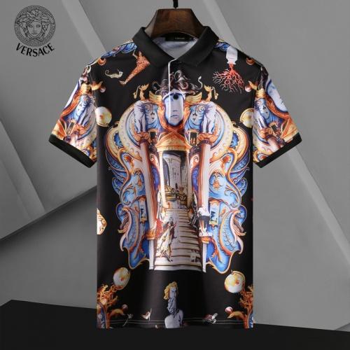 Versace T-Shirts Short Sleeved For Men #835289