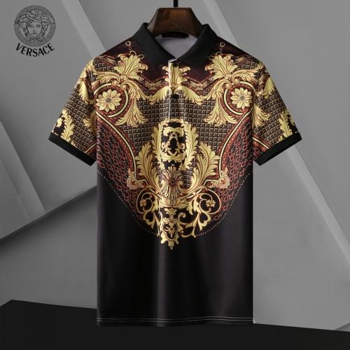 Versace T-Shirts Short Sleeved For Men #835292