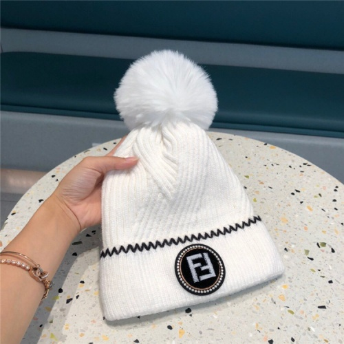 Fendi Caps #835317 $34.00 USD, Wholesale Replica Fendi Caps