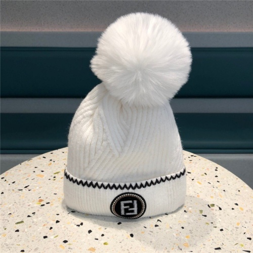 Replica Fendi Caps #835317 $34.00 USD for Wholesale