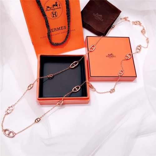 Hermes Necklace For Women #835389