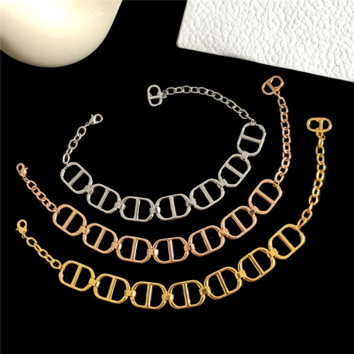 Replica Christian Dior Bracelets For Women #835396 $32.00 USD for Wholesale
