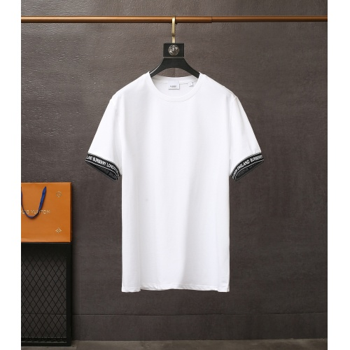 Burberry T-Shirts Short Sleeved For Men #835416