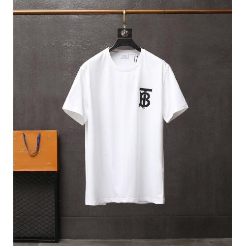 Burberry T-Shirts Short Sleeved For Men #835420