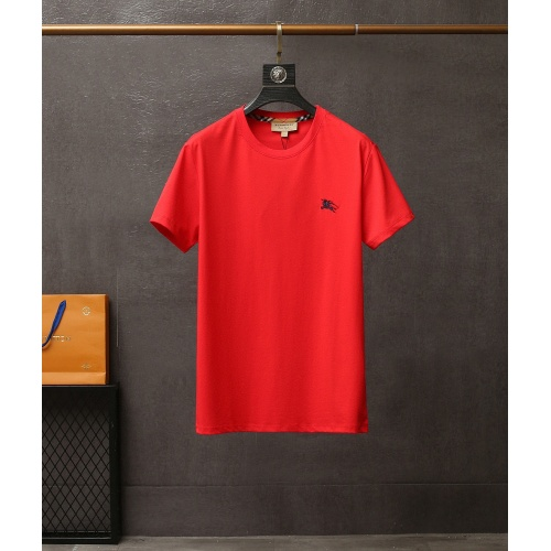 Burberry T-Shirts Short Sleeved For Men #835426