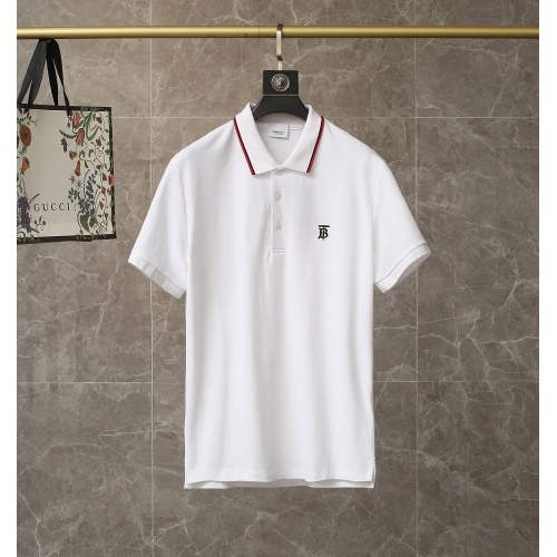 Burberry T-Shirts Short Sleeved For Men #835435