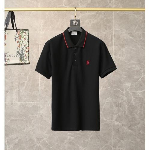 Burberry T-Shirts Short Sleeved For Men #835436