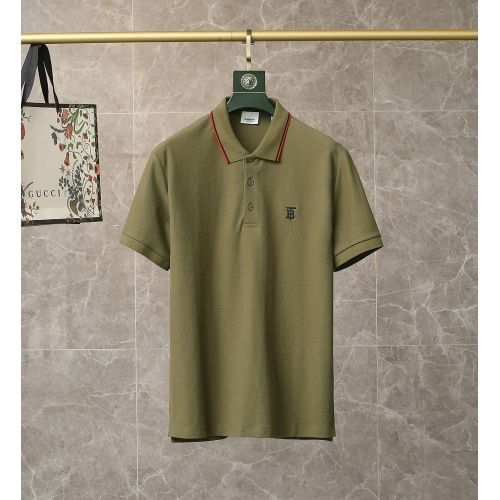 Burberry T-Shirts Short Sleeved For Men #835437