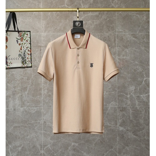 Burberry T-Shirts Short Sleeved For Men #835440