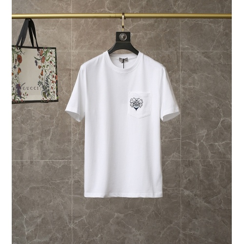 Christian Dior T-Shirts Short Sleeved For Men #835445
