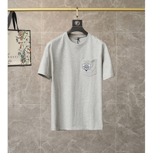 Christian Dior T-Shirts Short Sleeved For Men #835447