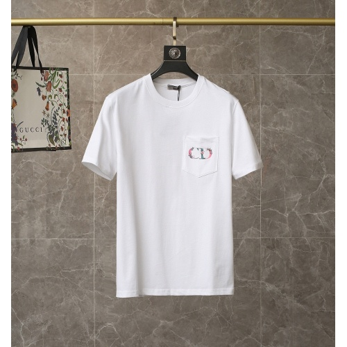 Christian Dior T-Shirts Short Sleeved For Men #835448