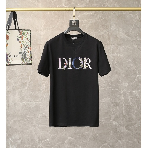 Christian Dior T-Shirts Short Sleeved For Men #835451