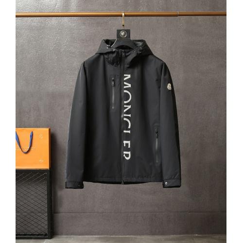 Moncler Jackets Long Sleeved For Men #835452