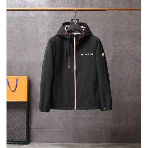 Moncler Jackets Long Sleeved For Men #835455