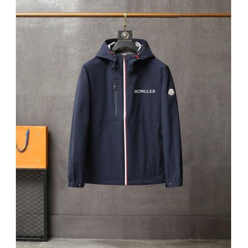 Moncler Jackets Long Sleeved For Men #835456