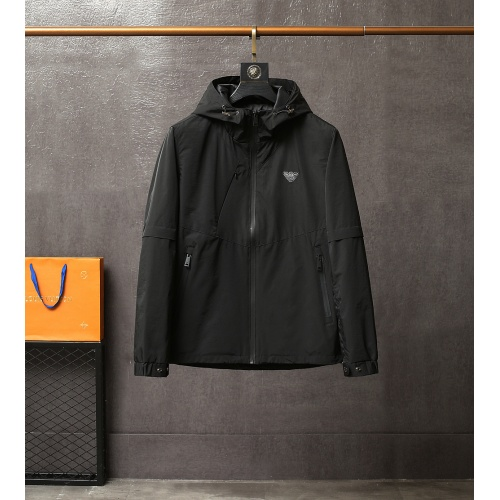 Armani Jackets Long Sleeved For Men #835461