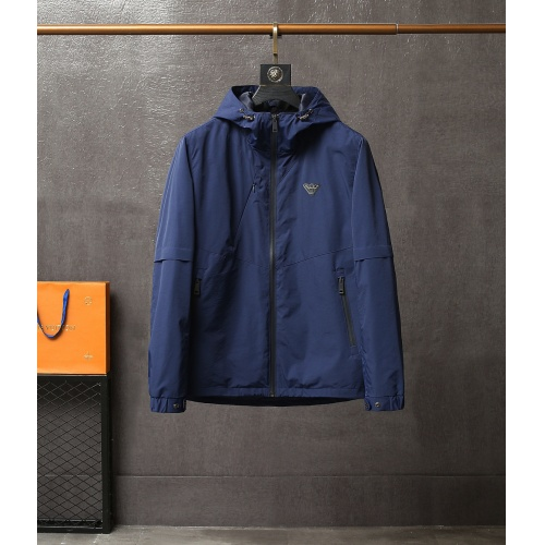 Armani Jackets Long Sleeved For Men #835463